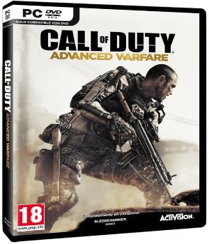 Videojuego Call of Duty Advanced Warfare PC