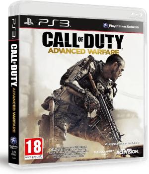 Videojuego Call of Duty Advanced Warfare PS3