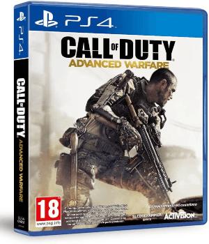 Videojuego Call of Duty Advanced Warfare PS4