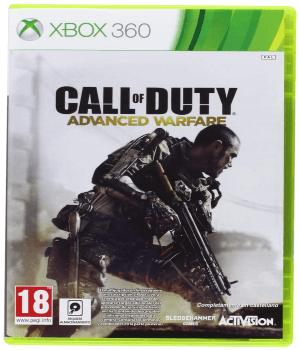 Videojuego Call of Duty Advanced Warfare Xbox 360