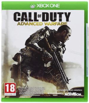 Videojuego Call of Duty Advanced Warfare Xbox One