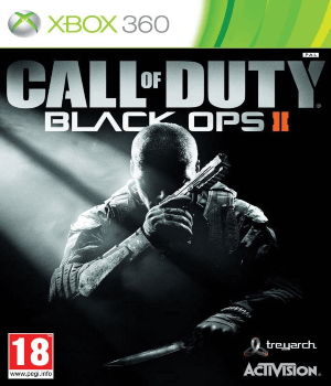 Videojuego Call of Duty Black 2 Xbox 360