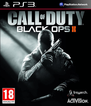 Videojuego Call of Duty Black Ops 2 PS3