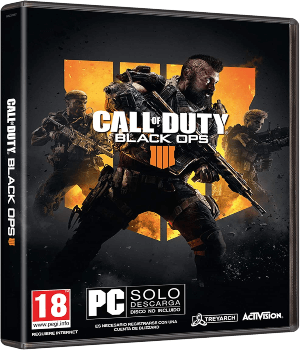 Videojuego Call of Duty Black Ops 4 PC