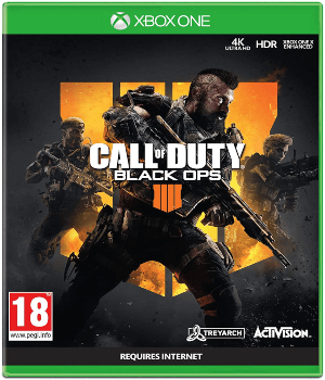 Videojuego Call of Duty Black Ops 4 Xbox One
