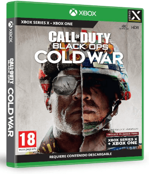Videojuego Call of Duty Black Ops Cold War Xbox One