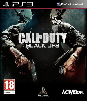 Videojuego Call of Duty Black Ops PS3