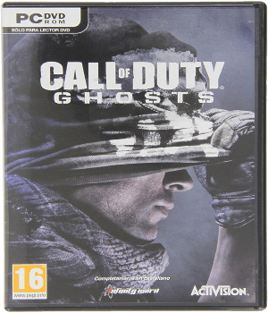 Videojuego Call of Duty Ghosts PC