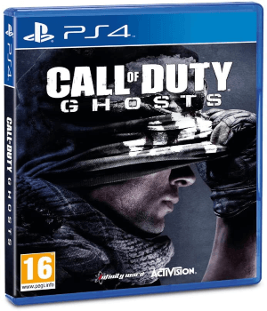 Videojuego Call of Duty Ghosts PS4