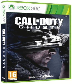 Videojuego Call of Duty Ghosts Xbox 360