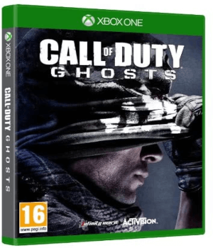 Videojuego Call of Duty Ghosts Xbox One