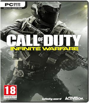 Videojuego Call of Duty Infinite Warfare PC