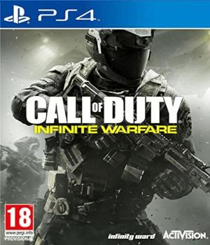 Videojuego Call of Duty Infinite Warfare PS4