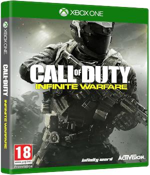 Videojuego Call of Duty Infinite Warfare Xbox One