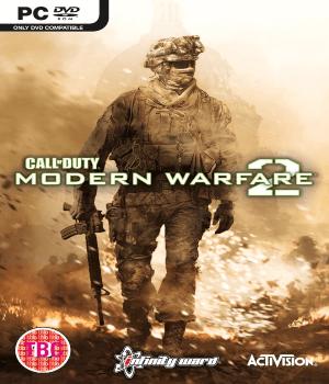 Videojuego Call of Duty Modern Warfare 2 PC