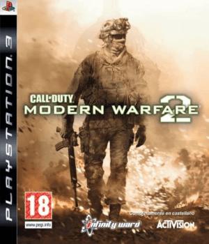 Videojuego Call of Duty Modern Warfare 2 PS3