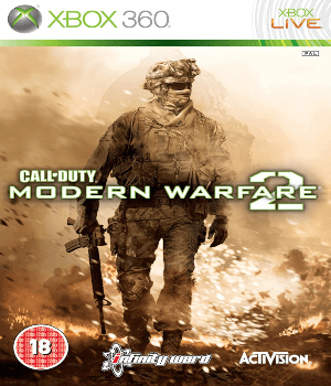 Videojuego Call of Duty Modern Warfare 2 Xbox 360