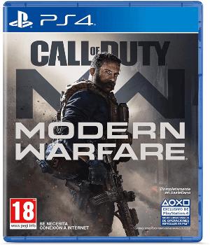Videojuego Call of Duty Modern Warfare PS4
