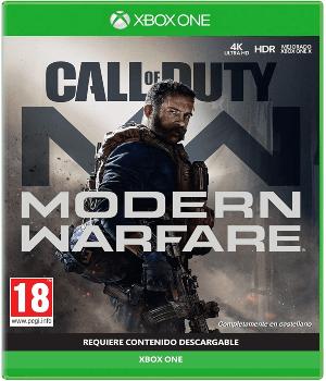 Videojuego Call of Duty Modern Warfare Xbox One