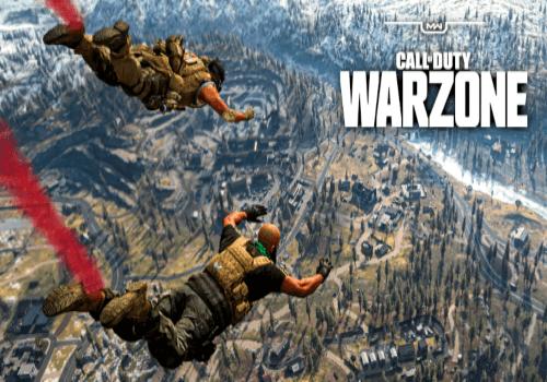 Videojuego Call of Duty Warzone