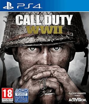 Videojuego Call of Duty World War II PS4
