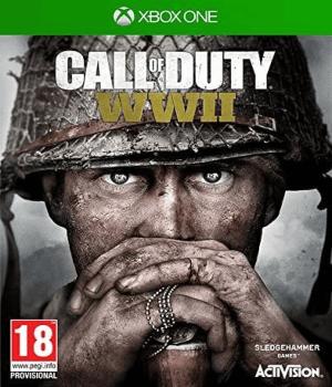 Videojuego Call of Duty World War II Xbox One