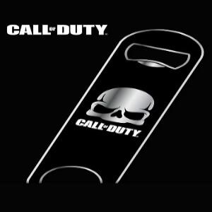 Abrebotellas original de calaveras de Call of Duty