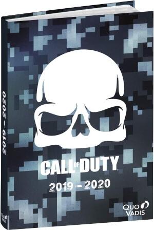 Agenda craneo Call of Duty