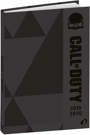 Agenda craneo y letras Call of Duty