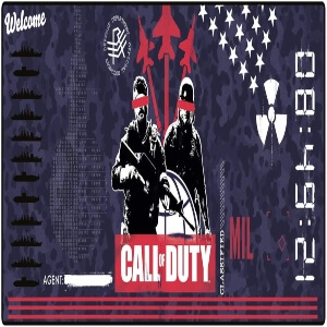 Alfombrilla de Call of Duty Black Ops Cold War