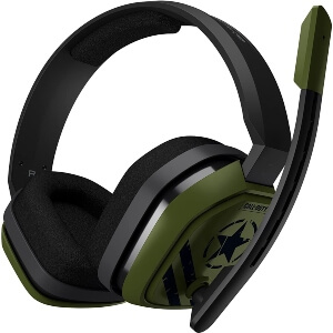 Auricular gaming Astro A10 Call of Duty