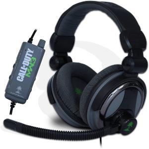 Auricular gaming de Call of Duty Modern Warfare 3