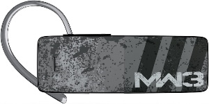 Auriculares bluetooth del Call of Duty Modern Warfare 3 para Xbox 360