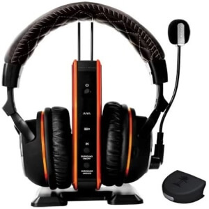 Auriculares gaming de Call of Duty Black Ops 2 con mini control volumen