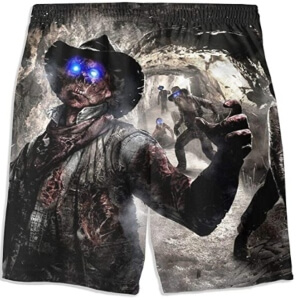 Bañador personaje zombie Call of Duty