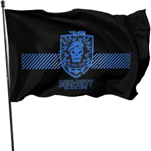 Bandera Call of Duty Black Ops
