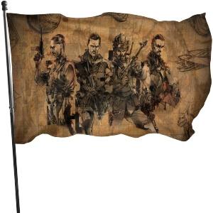 Bandera Call of Duty zombies