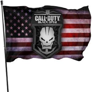 Bandera Estados Unidos Call of Duty Black Ops 2