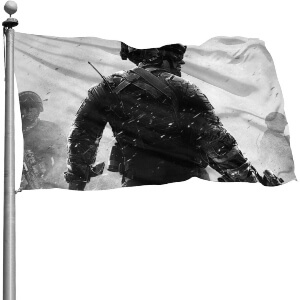 Bandera soldado Call of Duty