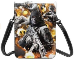 Bandolera soldados con armas Call of Duty