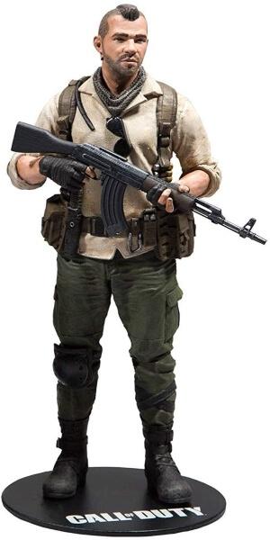 Base de las figuras de Call of Duty