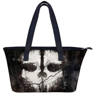 Bolso logotipo Call of Duty Ghosts