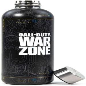 Botella de Call of Duty Warzone de metal