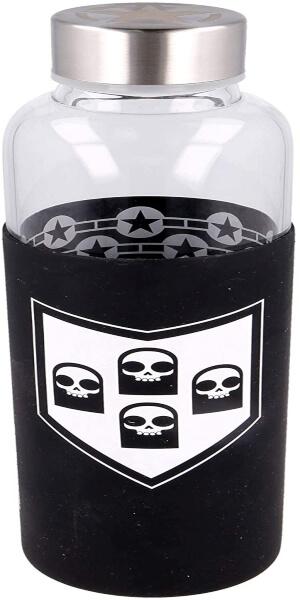 Botellas de agua con funda de silicona Call of Duty