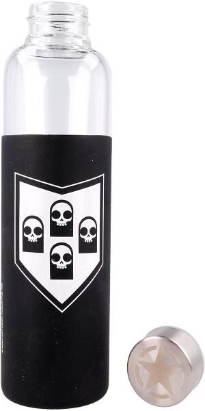 Botellas de agua de cristal Call of Duty