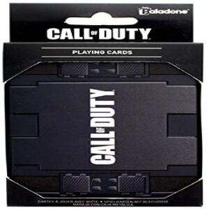 Caja de cartas Call of Duty