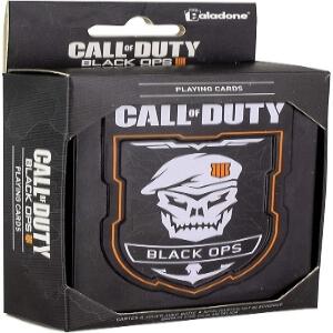 Caja de cartas de Call of Duty Black Ops 4