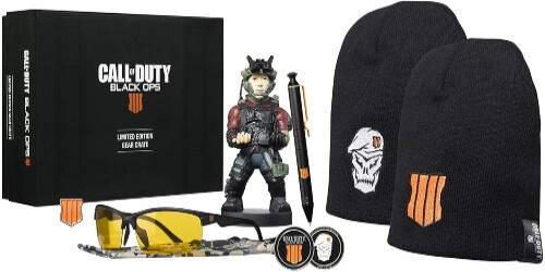 Caja de coleccionismo del Call of Duty Black Ops 4
