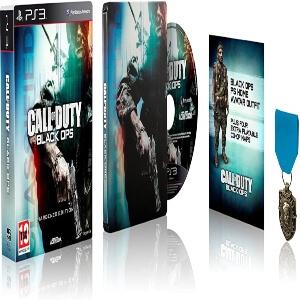Caja de coleccionismo hardened edition de Call of Duty Black Ops