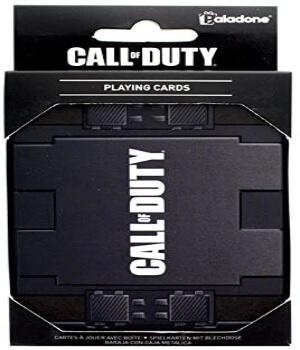 Caja de las cartas de Call of Duty